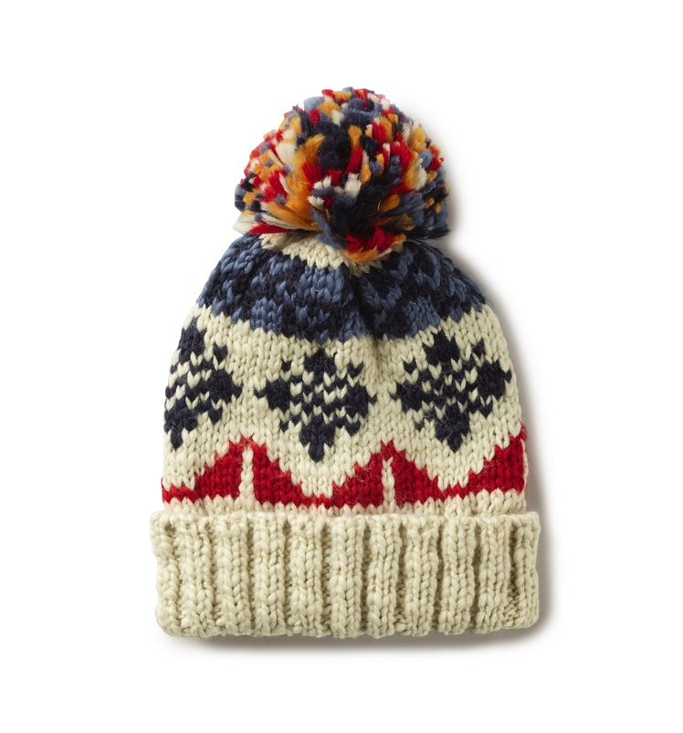 Fat Face Ski Fairisle Beanie - House of Fraser