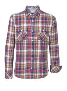 Men's Fat Face Snowdon Check Shirt