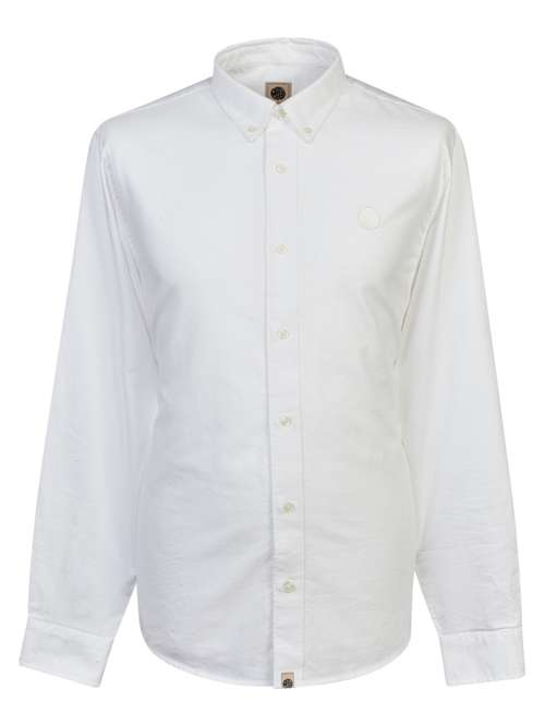 72fa6f8ef3d Pretty Green Classic Fit Oxford Shirt - House of Fraser