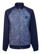 Men's Pretty Green Paisley Print Track Top