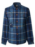 Men's Pretty Green Check Overshirt