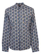 Men's Pretty Green Slim Fit Floral Print Shirt