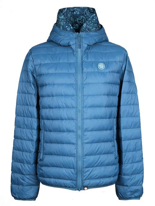 79bb100961e Pretty Green Lightweight Quilted Hooded Jacket - House of Fraser