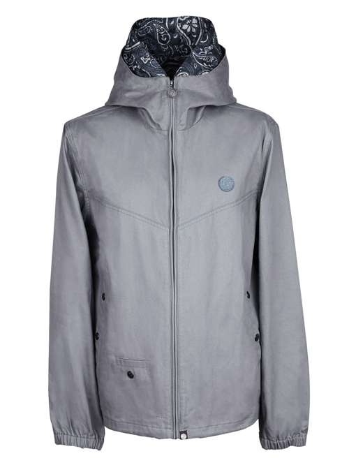 d163b21b9fe Pretty Green Cotton Zip Up Hooded Jacket - House of Fraser