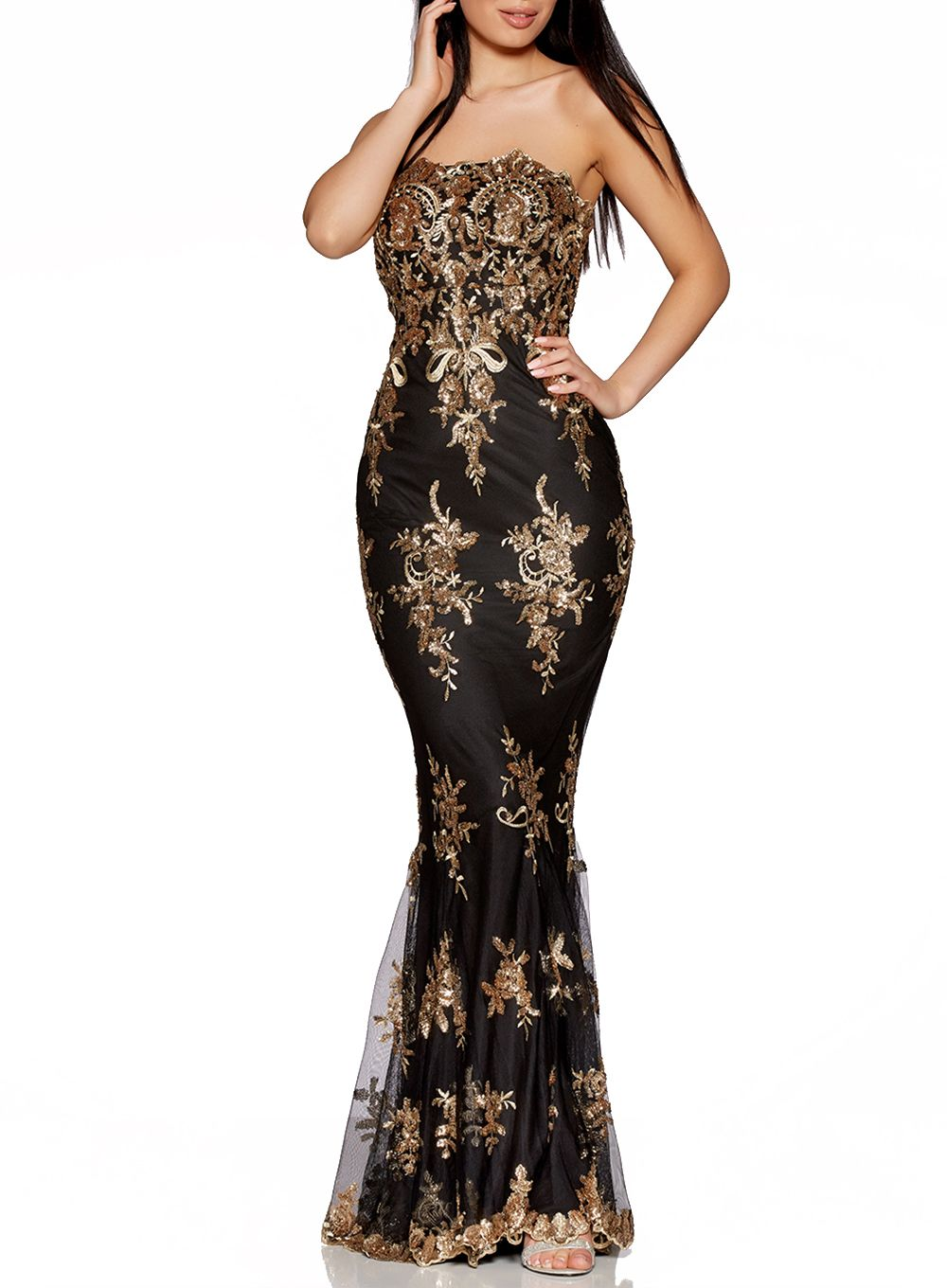 Black and gold dress quiz ur