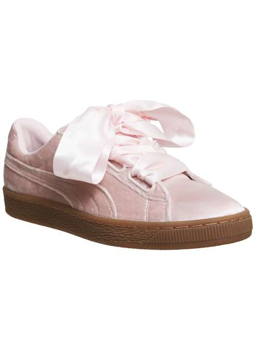 969c63b4d63254 Puma Basket Heart Trainers - House of Fraser