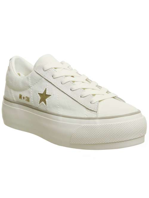 Converse Converse All Star Low Platform Trainers - House of Fraser 05faf97cba