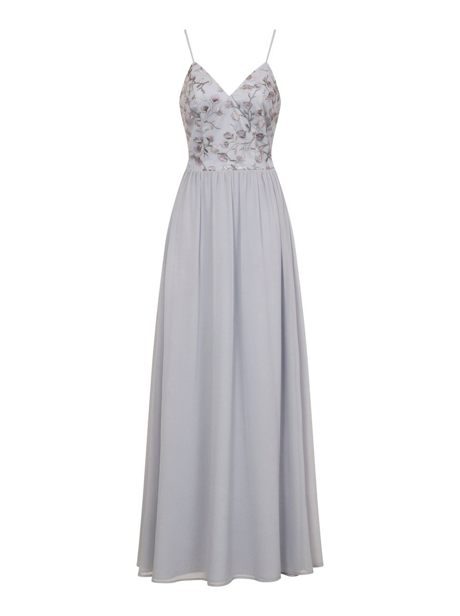Purple dresses shop dresses house of fraser chi chi london embroidered bodice maxi dress ombrellifo Images