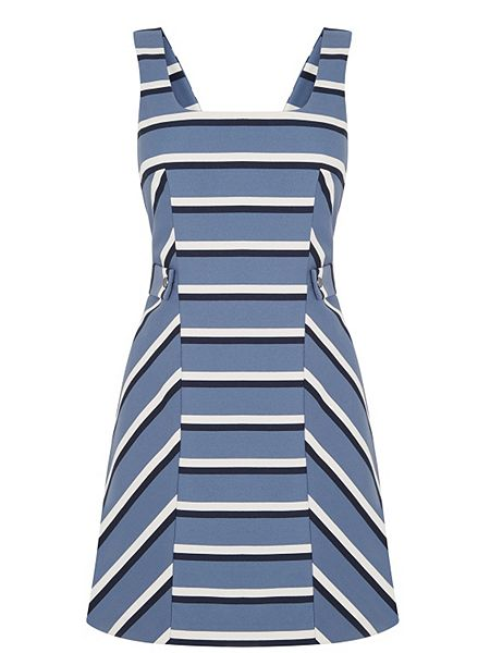 Image result for oasis stripe pinafore