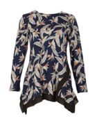 TENKI Full Sleeve Floral Top Jumper