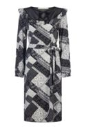 Nougat London Laurel Tie Neck Dress