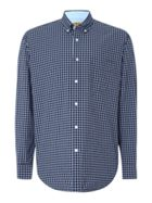 Men's TM Lewin Check Relaxed Fit Casual Shirt