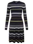 Hobbs Jayne Stripe Dress