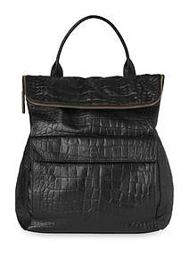 Whistles Croc Verity Backpack