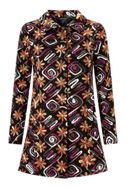 James Lakeland Multi Flower Coat