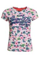 Vintage Logo Tropical T-shirt