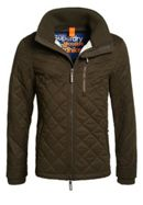 Microfibre Quilted Windhiker Jacket