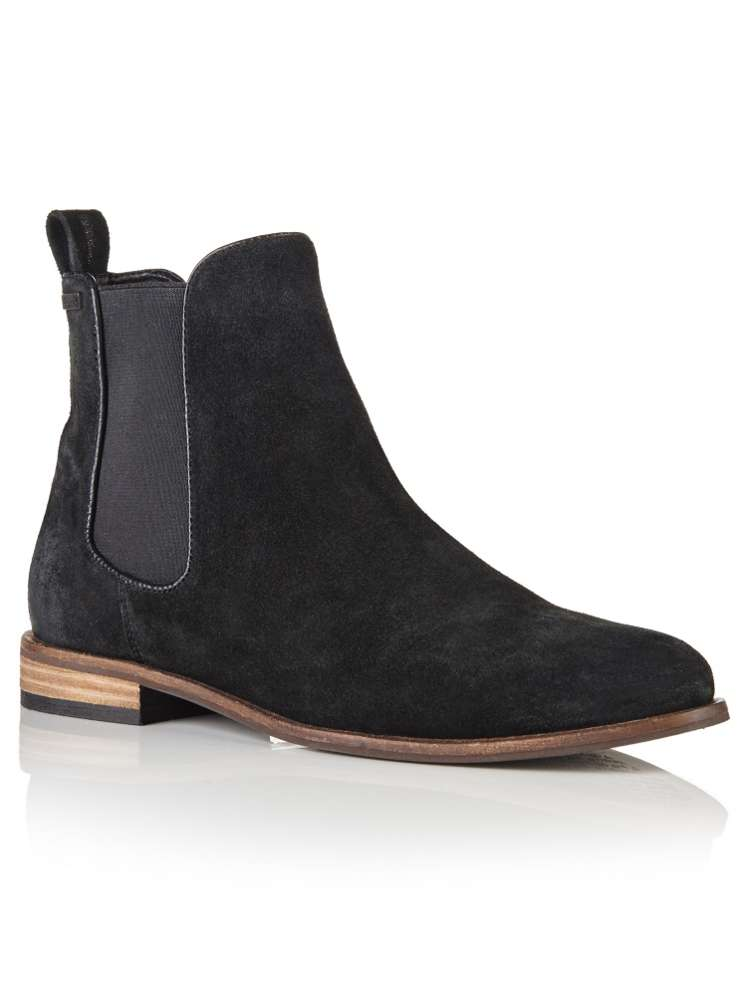 Superdry Millie Suede Chelsea Boots At5ToRU2