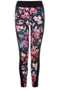 Oasis Tropical Orchid Printed Leggings