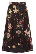 Oasis Secret Garden Full Midi Skirt
