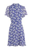 Oasis Provence ditsy dress