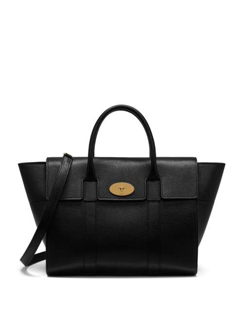 4e34617d977 Mulberry Bayswater Bag With Strap - House of Fraser