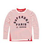 Le Marais Stripe Knit Jumper