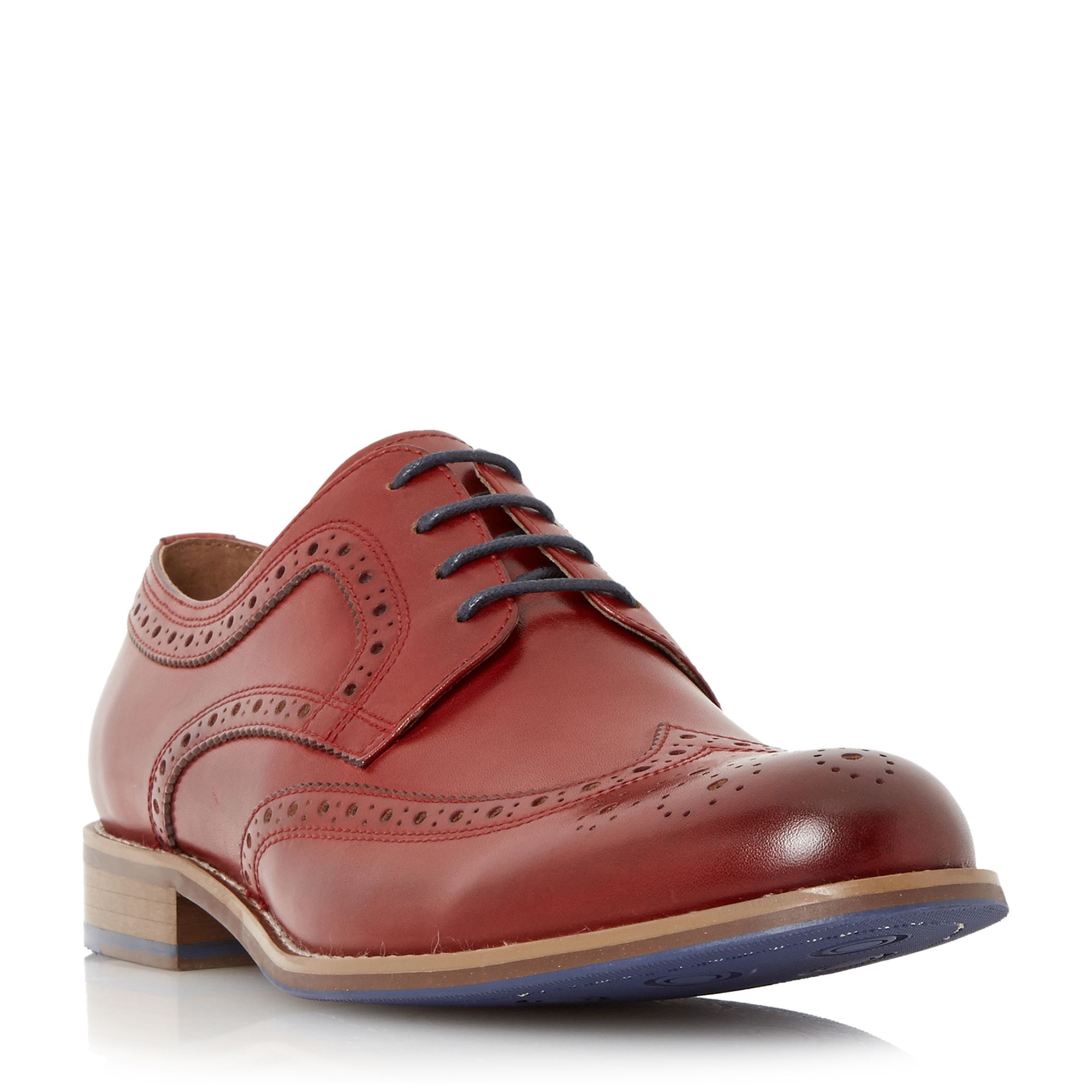 Dune Radcliffe Derby Brogue Shoe ...