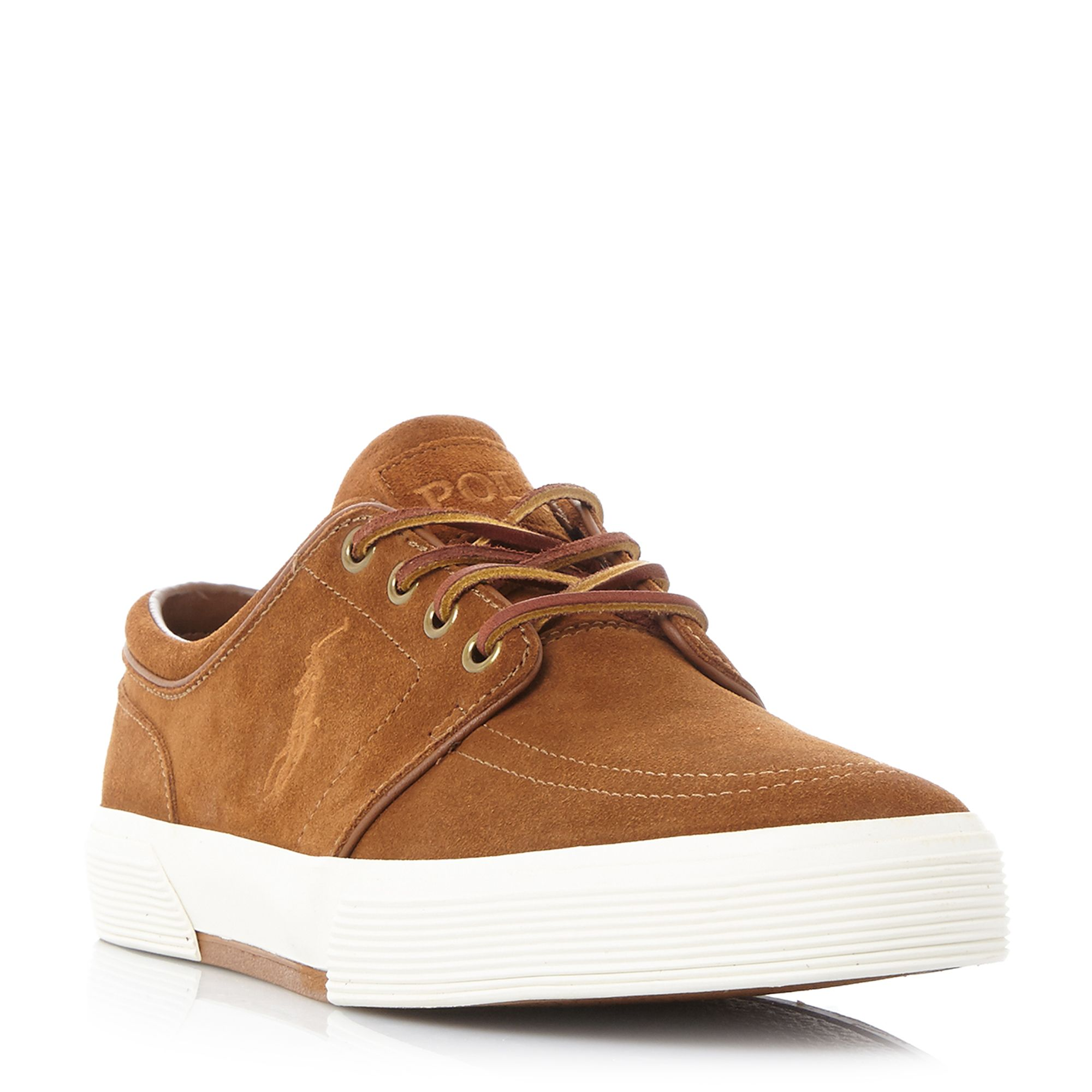 Polo Ralph Lauren Faxon low trainers ...