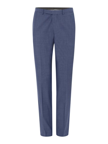 Baumler Slim Fit Light Blue Suit Trousers - House of Fraser