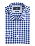 Men's Paul Costelloe Gresham Large Gingham Check Shirt