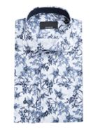 Men's Baumler Viet Floral Print Cotton Shirt