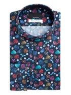 Men's Baumler Wolfgang Multi Flower Print Shirt