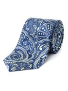 Priory Paisley Silk Tie
