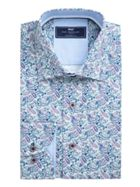 Men's Paul Costelloe Marto Paisley Cotton Shirt