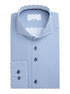 Men's Baumler Martin Fish Print Cotton Shirt