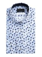 Men's Baumler Bergen Floral Cotton Shirt