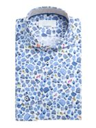 Men's Baumler Sebastian Birdcage Print Cotton Shirt
