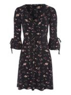 Jane Norman Floral Tea Dress