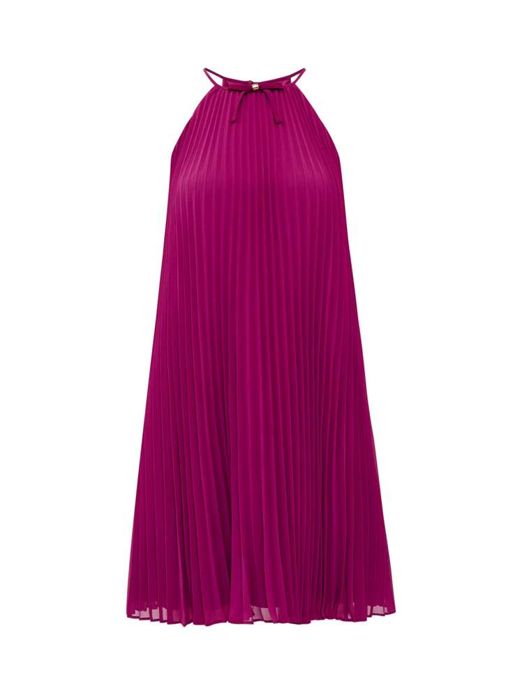 Ted Baker Emelay Bow Detail Pleated Dress - House of Fraser