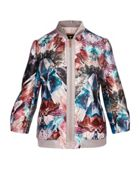 Ted Baker Livliet Mirrored Minerals Bomber Jacket