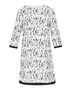 Limina Printed Shirt Dress