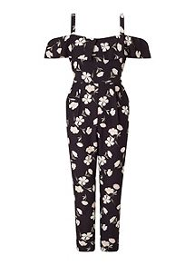86642228bb2 Miss Selfridge Women s Multi Coloured Petite Playsuits and Jumpsuits ...