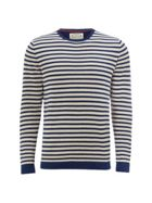 Men's White Stuff Sycamore Stripe Crew
