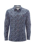 Men's White Stuff Rowan Floral Ls Shirt