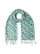 White Stuff Persimmon Spot Scarf