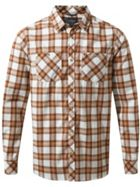 Men's Craghoppers Andreas Long Sleeved Check Shirt