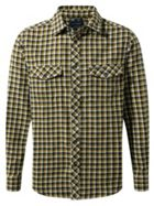 Men's Craghoppers Kiwi Long Sleeved Check Shirt