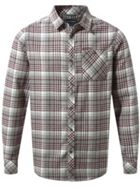 Men's Craghoppers Bjorn Long Sleeved Check Shirt
