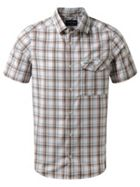 Men's Craghoppers Walkton Short Sleeved Check Shirt